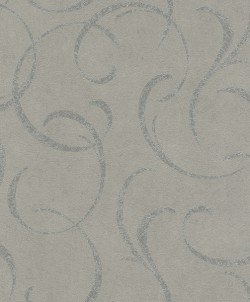 2836-467642 Lysander Grey Scrolls Wallpaper