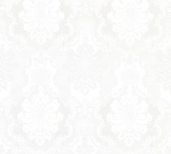 2836-802405 Juliet Off-White Damask Wallpaper