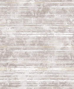 2838-IH2257 Makayla Mauve Distressed Stripe Wallpaper