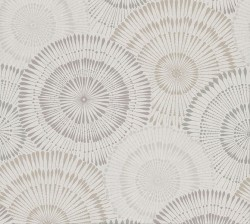 2909-AW87737 Howe Neutral Medallions Wallpaper