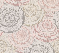 2909-AW87740 Howe Coral Medallions Wallpaper