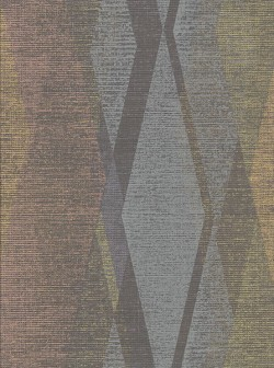 2909-IH-23506 Torrance Multicolor Distressed Geometric Wallpaper
