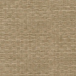Texture Light Brown Woven Wallpaper