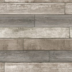 3115-NU1690 Emory Multicolor Reclaimed Wood Plank Wallpaper