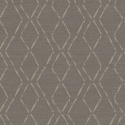 3118-12654 Tapa Brown Trellis Wallpaper