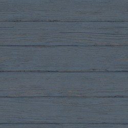 3120-13692 Rehoboth Navy Distressed Wood Wallpaper
