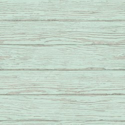3120-13694 Rehoboth Mint Distressed Wood Wallpaper