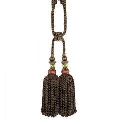 Bigelow Woodland Decorative Tassel