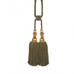 Bigelow Melon Sage Decorative Tassel
