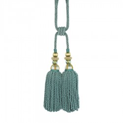 Bigelow Seaglass Decorative Tassel