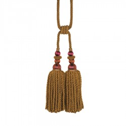 Bigelow Sunset Decorative Tassel