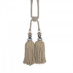 Bigelow Neutral Mix Decorative Tassel