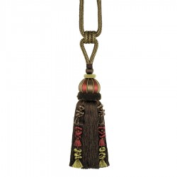 Caffiato Woodland Decorative Tassel