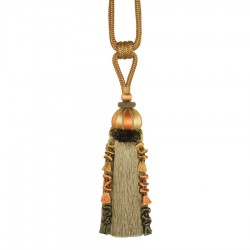 Caffiato Melon Sage Decorative Tassel
