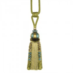Caffiato Seaglass Decorative Tassel