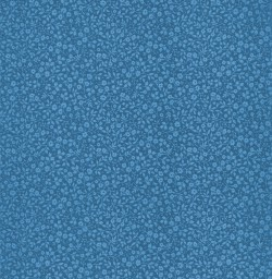 Gretel Dark Blue Floral Meadow Wallpaper