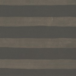 Rajah Charcoal Stripes Wallpaper
