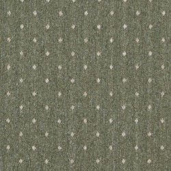 3618 Sage Dot Fabric by Charlotte Fabrics