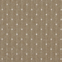 3619 Toast Dot Fabric by Charlotte Fabrics