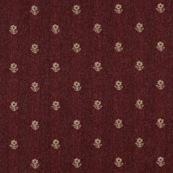 3622 Burgundy Petal Fabric by Charlotte Fabrics