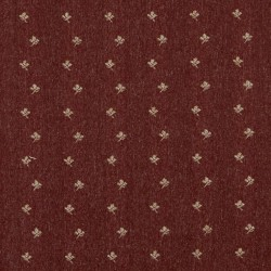 3636 Spice Posey Fabric by Charlotte Fabrics