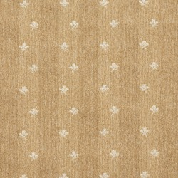 3637 Wheat Posey Fabric by Charlotte Fabrics