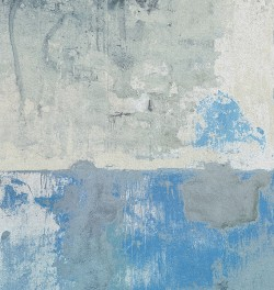 Resource Blue Grey Weathered Wall Mural