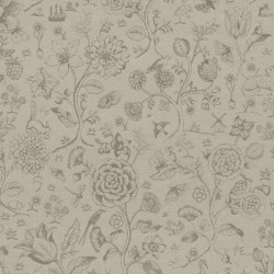 375011 Ambroos Khaki Woodland Wallpaper