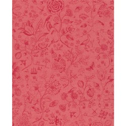 375013 Ambroos Red Woodland Wallpaper