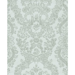 375041 Grillig Mint Damask Wallpaper