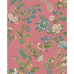 375064 Willem Mauve Painted Garden Wallpaper