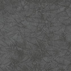 3870 Grey Crushed Fabric by Charlotte Fabrics