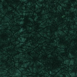 3872 Emerald Crushed Fabric by Charlotte Fabrics