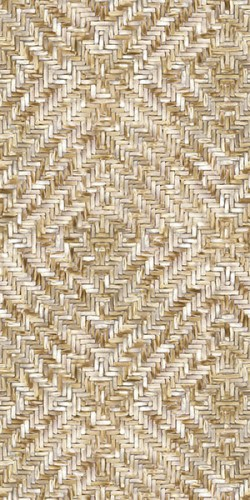 2930-391563 Lakewood Weave Straw Wall Mural