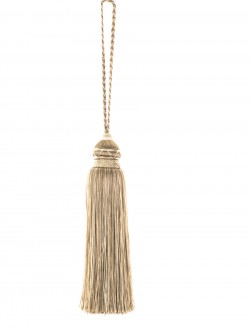 Charming Perfume Conch Decorative Tassel