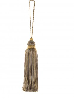 Stunning Perfume Oxidized Decorative Tassel