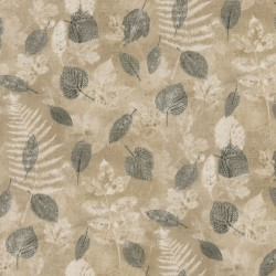 Farmhouse Leaf 408571 Natural PKL Studio Outdoor Fabric