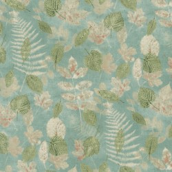 Farmhouse Leaf 408572 Mist PKL Studio Outdoor Fabric