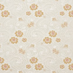 4123 Coral Fabric by Charlotte Fabrics