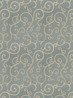 Extraordinary 03080 Ice Blue Fabric