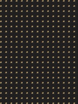 Exquisite Studded Squares Gold Fabric