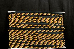 FM350 37 Black Gold Lip Cord