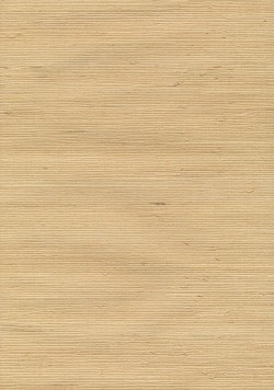 Isamu Cream Grasscloth Wallpaper
