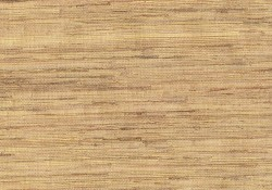 Kiku Beige Grasscloth Wallpaper