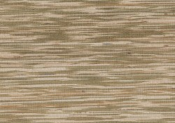 Naoko Khaki Grasscloth Wallpaper