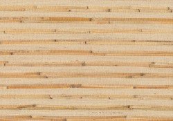 Riku Beige Grasscloth Wallpaper