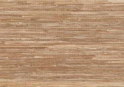 Sora Taupe Grasscloth Wallpaper