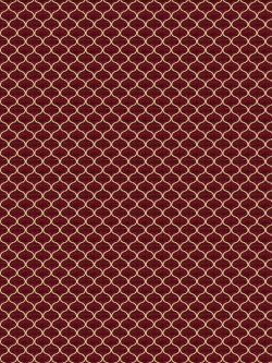 Exquisite 03440 Crimson Fabric