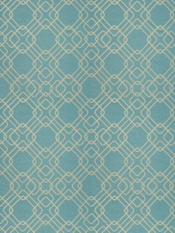 Exceptional Massa Sparkle Teal Fabric
