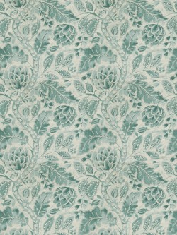 Outstanding Beauvoir Lagoon Fabric